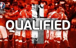 EURO 2016, Pháp 0-0 Thuỵ Sĩ: Hòa nhạt, Thụy Sĩ lần đầu tiên vượt qua vòng bảng