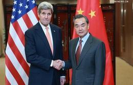 Hội đàm Ngoại trưởng Mỹ - Trung Quốc
