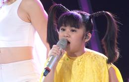 """Không phải Hồ Văn Cường, đây mới là cô bé """"khủng"""" nhất Liveshow 4 Vietnam Idol Kids 2016"""