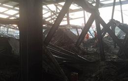 Sập công trình xây dựng ở Trung Quốc, hàng chục người thương vong