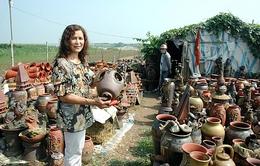 Khám phá một ngày làm việc tại làng gốm Phù Lãng nổi tiếng