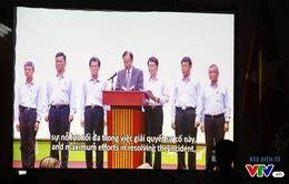 Formosa thừa nhận trách nhiệm, cam kết bồi thường 11.000 tỉ đồng