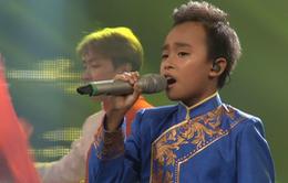 Giành bình chọn áp đảo, Hồ Văn Cường thẳng bước vào CK Vietnam Idol Kids 2016
