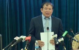 Thứ trưởng Bộ GD - ĐT giải đáp thắc mắc của thí sinh