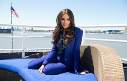 Hoa hậu Hoàn vũ Olivia Culpo trở thành biểu tượng thời trang mới ở Hollywood
