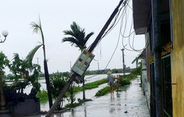 Thủ tướng chỉ đạo tập trung khắc phục hậu quả bão số 1
