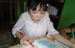 Cô giáo xương thủy tinh không phấn, không bục giảng và lớp học đặc biệt