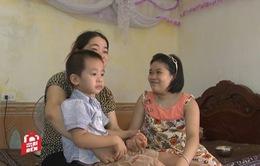 Nghị lực phi thường của người mẹ nhiễm HIV