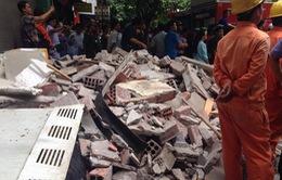 Nguyên nhân nhà sập ở Hà Nội: Do nhà bên cạnh thi công không an toàn?