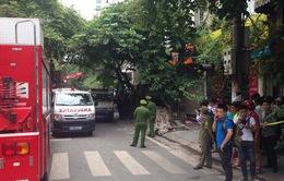 Chủ tịch UBND TP Hà Nội trực tiếp chỉ đạo công tác cứu hộ tại hiện trường sập nhà Cửa Bắc
