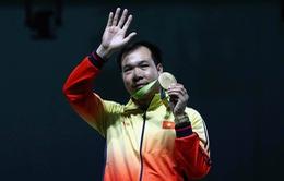 Phá kỷ lục Olympic, Hoàng Xuân Vinh đem về huy chương vàng lịch sử cho Thể thao Việt Nam