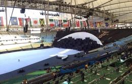 Chùm ảnh: Không khí trước lễ khai mạc Olympic Rio 2016
