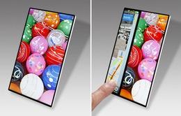 """Smartphone """"không viền màn hình đích thực"""" sắp có mặt trên thị trường"""