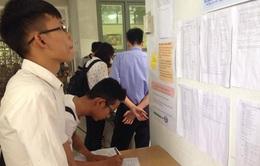 Tuyển sinh Đại học 2016: Điểm chuẩn các ngành giảm 0,5-2 điểm