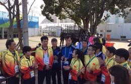 Olympic Rio 2016: Thi đấu xuất sắc, ĐT bắn súng Việt Nam trở về nước vào ngày 14/8