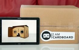 Cùng Google trải nghiệm công nghệ thực tế ảo dành riêng cho máy tính bảng