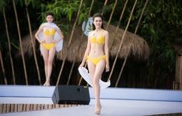 Người đẹp Hoa hậu Việt Nam 2016 nóng đến nghẹt thở cùng bikini