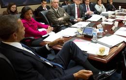 Tổng thống Mỹ thảo luận về cuộc chiến chống IS
