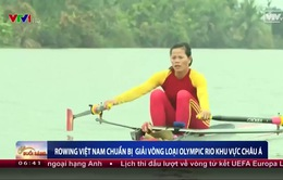 Rowing Việt Nam sang Hàn Quốc tranh suất dự Olympic Rio 2016