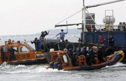 Hàn Quốc bắt tàu cá Trung Quốc hoạt động trái phép