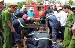 Đăk Lăk: Sửa máy bơm dưới giếng, 2 người chết ngạt