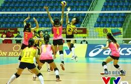 VTV Cup 2016 – Tôn Hoa Sen: CLB Nagasaki (Nhật Bản) giành hạng 5 chung cuộc