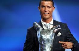 Cristiano Ronaldo - Cầu thủ xuất sắc nhất châu Âu 2015/16