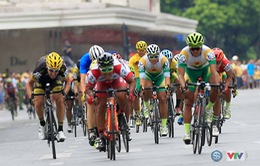 VIDEO: Những hình ảnh ấn tượng chặng 10 giải xe đạp quốc tế VTV Cúp Tôn Hoa Sen 2016