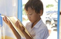 Cậu học trò dân tộc Chăm nhà nghèo với nghị lực vượt khó học giỏi