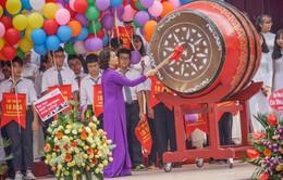 Học sinh Thủ đô náo nức trong Lễ Khai giảng năm học mới