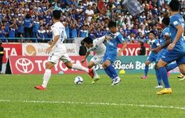 VIDEO, Than Quảng Ninh 0-1 Hà Nội T&T: Văn Quyết giúp Hà Nội T&T thắng kịch tính