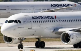 Pháp: Phi công hãng Air France hoãn đình công