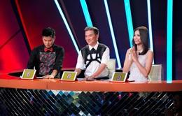 Phạm Hương ngồi ghế nóng Bước nhảy ngàn cân, Giọng hát Việt nhí vào vòng Liveshow