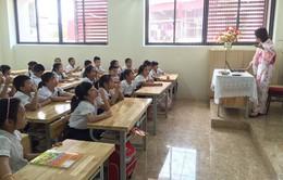 Sẽ nhân rộng việc giảng dạy tiếng Nhật bậc tiểu học trên cả nước