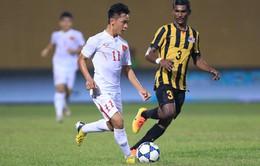 Hạ Malaysia, U19 Việt Nam tránh được Thái Lan ở bán kết