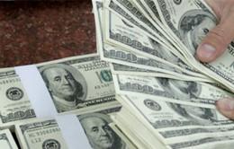 Các ngân hàng thương mại gửi USD ra nước ngoài tăng đột biến trong quý III/2015