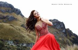 Nhan sắc nóng bỏng của tân Hoa hậu Trái đất 2016