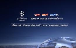 Chỉ VTVCab được khai thác hình ảnh Champions League tại Việt Nam