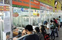 Doanh nghiệp đổi mới giúp người dân mua vé xe Tết thuận lợi