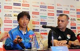 HLV Toshiya Miura: Việt Nam đặt mục tiêu giành vé tham dự Olympic