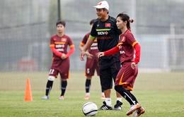Bất chấp thất bại liên tiếp, bóng đá nữ Việt Nam vẫn hừng hực lửa thi đấu