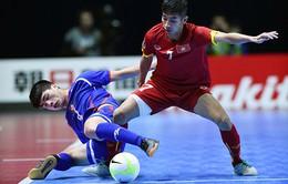 Thiếu thốn đủ thứ, Futsal Việt Nam vẫn vươn tầm tới World Cup
