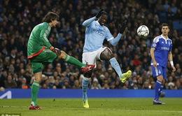 Man City vào tứ kết Champions League bằng trận hòa siêu tẻ nhạt