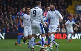 Crystal Palace 0-1 Leicester City: Ngai báu cận kề