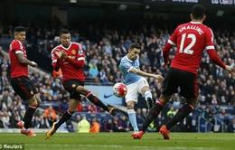 Rashford biến Demichelis thành trò hề, mở tỷ số cho Man Utd