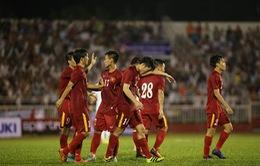 Cách đây 2 năm, Xuân Trường và đồng đội đã thắng ĐT CHDCND Triều Tiên với tỉ số 5-2