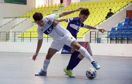 Giải Futsal Vô địch quốc gia 2016 thiếu sức hút với khán giả