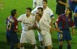 Zidane và Enrique từng va chạm nảy lửa như thế nào ở El Clasico trước kia?