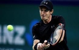 Thượng Hải Masters 2016: Andy Murray dễ dàng vào tứ kết