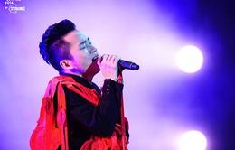 Monsoon Music Festival 2016: Tùng Dương gây ấn tượng mạnh với Rễ cây